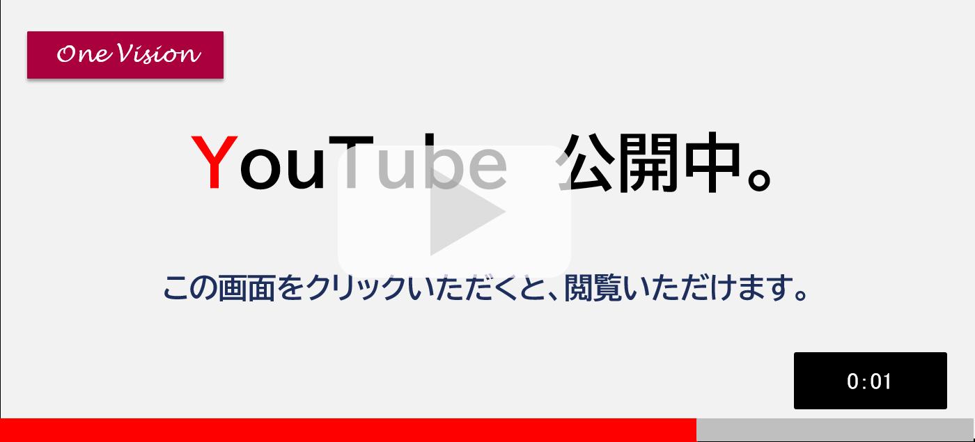YouTube公開中